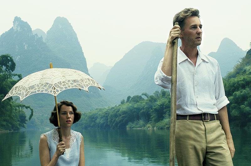 Edward Norton & Naomi Watts - El velo pintado