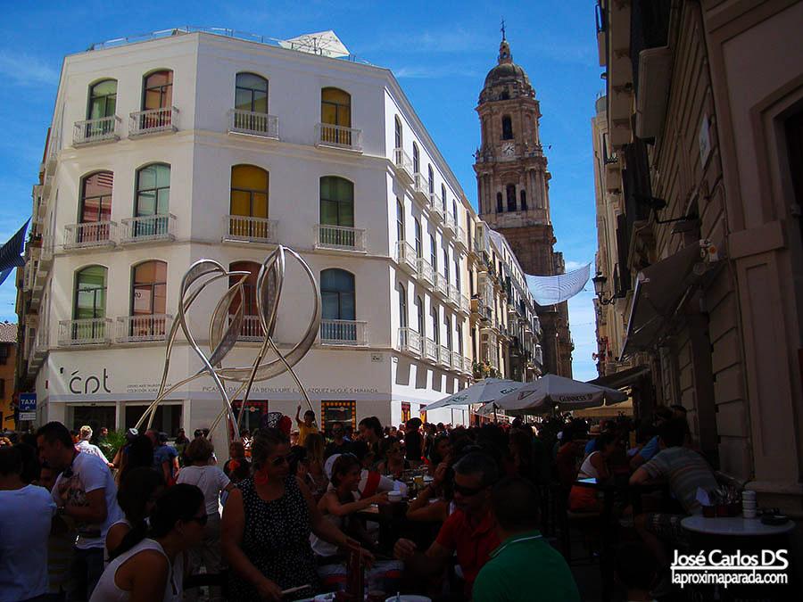 Catedral en la Feria de Málaga