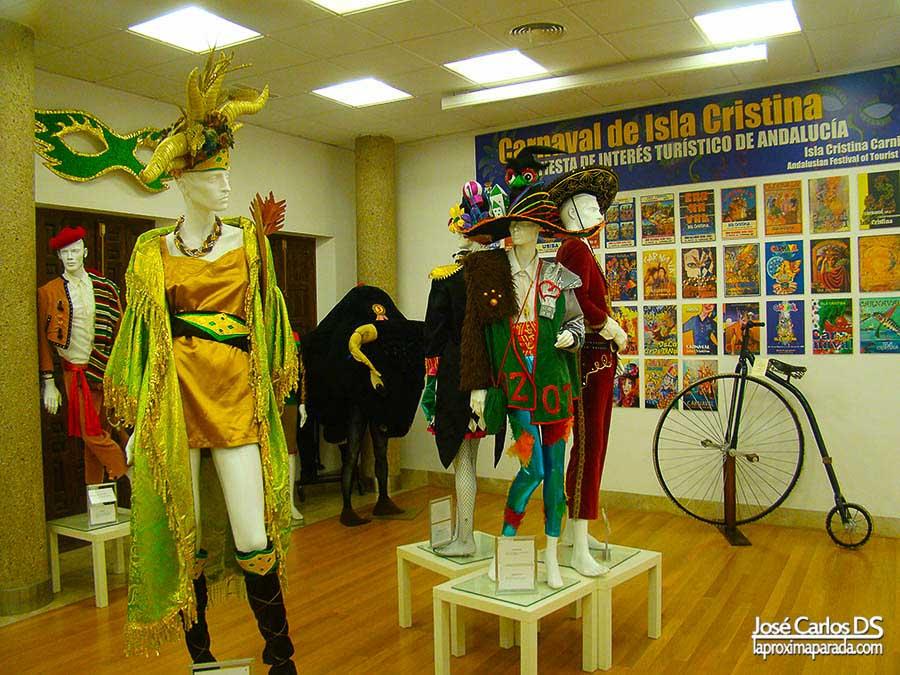 Museo del Carnaval, Isla Cristina