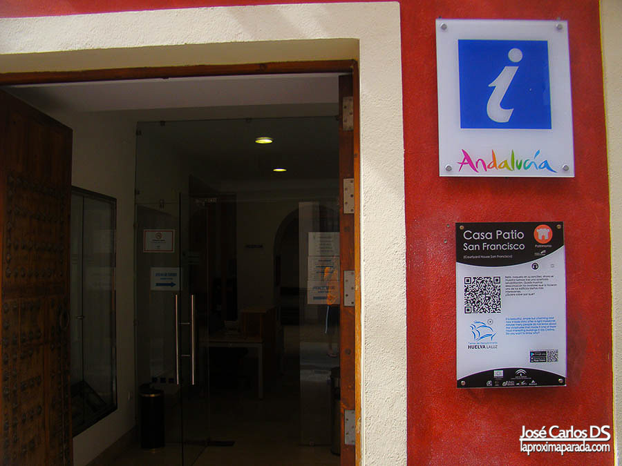 Oficina de Turismo en Isla Cristina