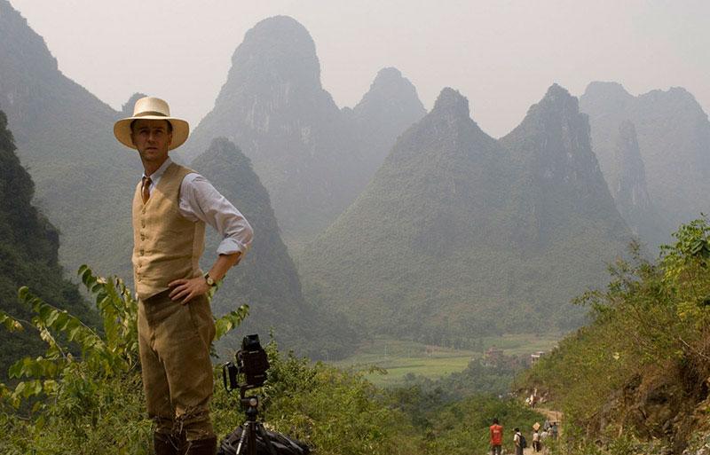 Paisaje Guangxi - El velo pintado