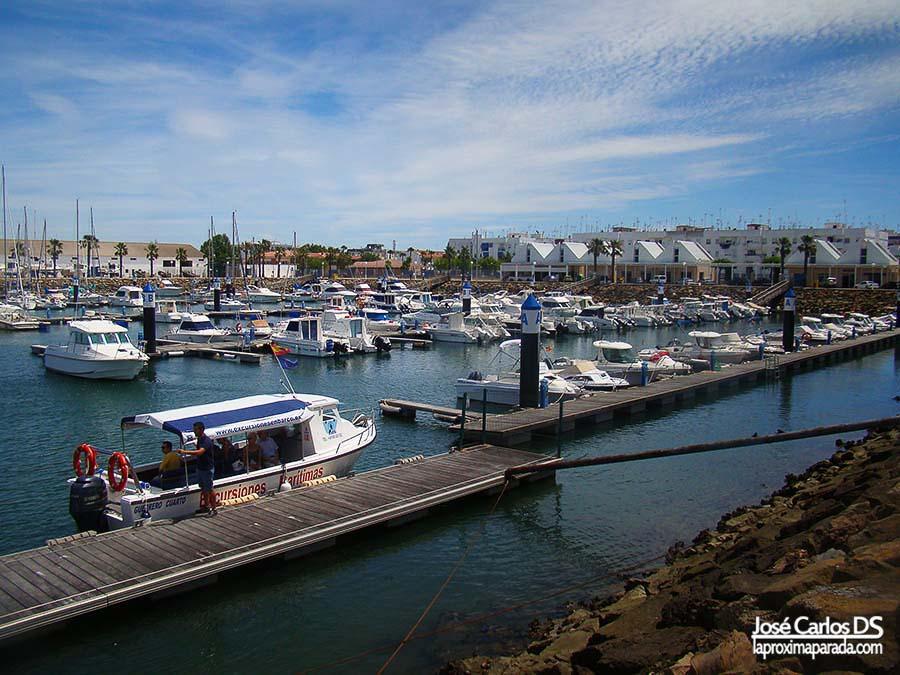 Puerto Deportivo de Isla Cristina