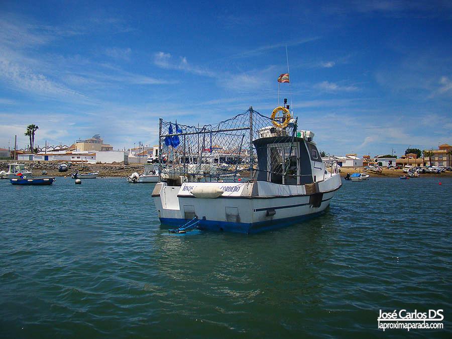 Puerto pesquero de Isla Cristina