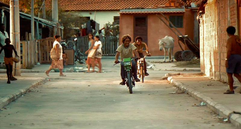 Favelas en Ciudad de Dios (2002)
