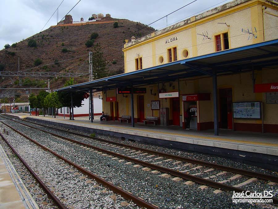 Estación de Álora