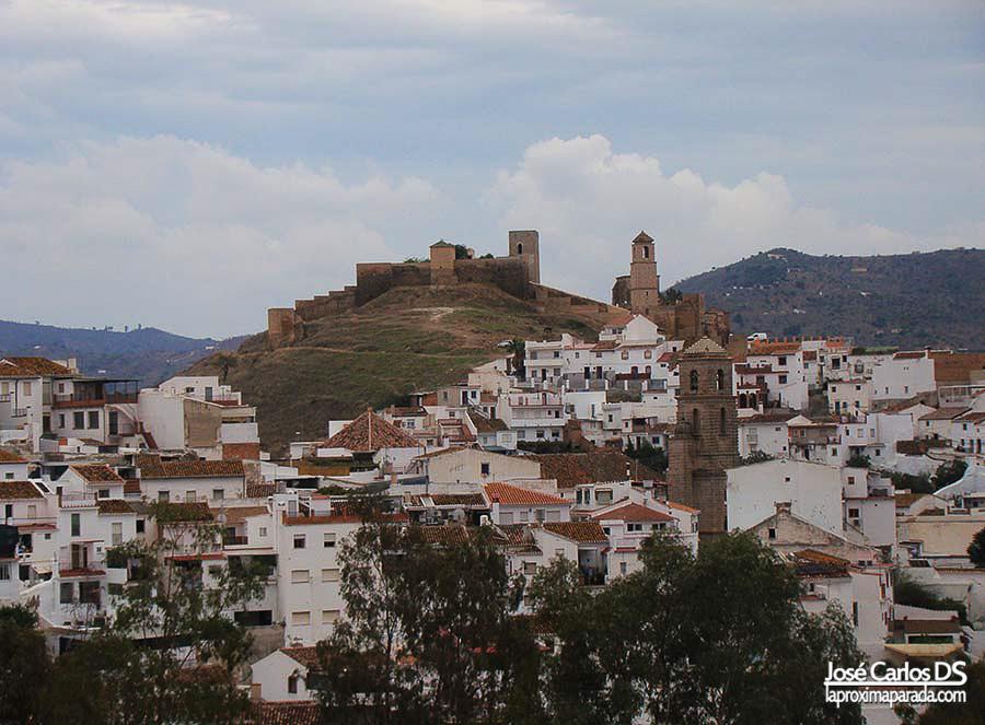 Panorámica municipio de Álora