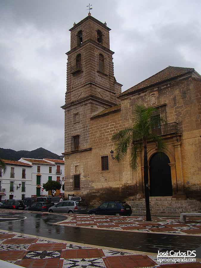 Plaza Baja de la Despedia Alora