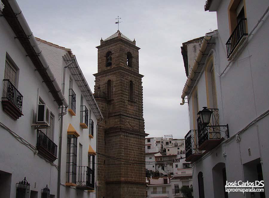 Torre Iglesia Nuestra Señora de la Encarnacion Alora