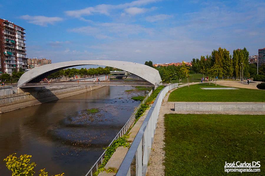 Un Paseo Por Madrid Río La Próxima Parada