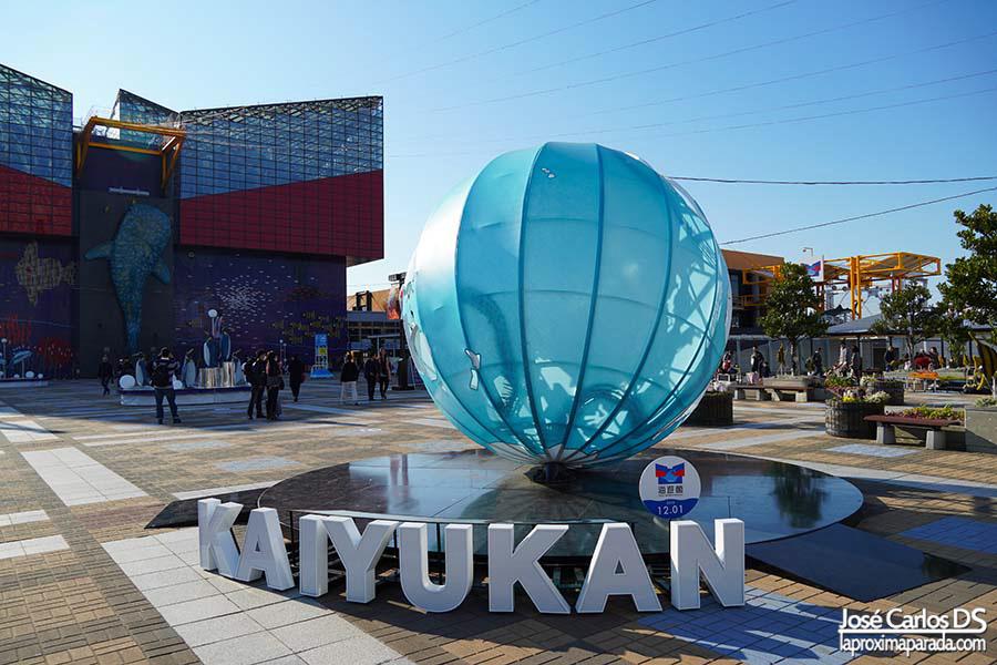 Acuario de Osaka